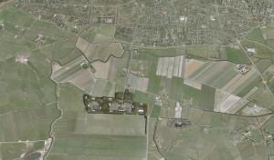 Ecodorp Bergen op Google maps