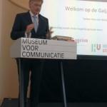 Galjaardlezing 2015 van staatssecretaris Martin van Rijn: Handen in je zakken